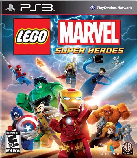 LEGO Marvel Super Heroes for PlayStation 3 GameStop