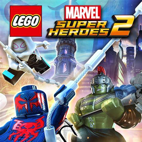 LEGO Marvel Super Heroes on Steam