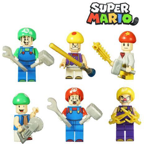 LEGO Mini Figures Construction Sets Toys Entertainment
