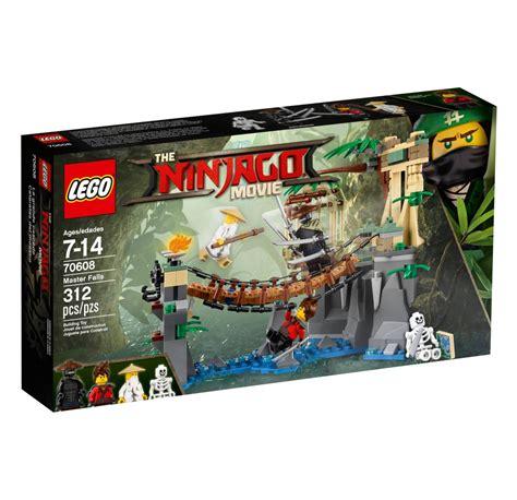 LEGO Ninjago Master Falls 70608 BIG W