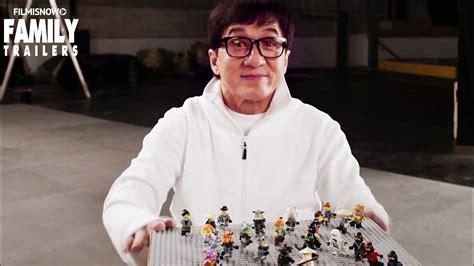 LEGO Ninjago Movie Jackie Chan Ninja Stunts PEOPLE