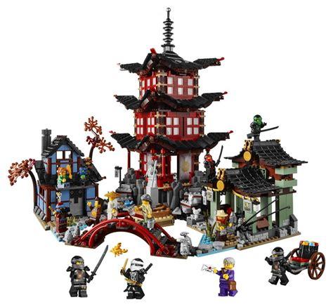 LEGO Ninjago Temple of Airjitzu 70751 LEGO Toys R Us