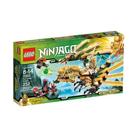 LEGO Ninjago The Golden Dragon Play Set Walmart