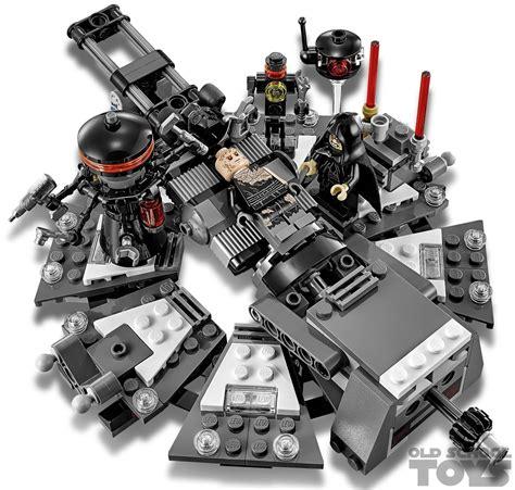 LEGO Star Wars 75183 Darth Vader Transformation review