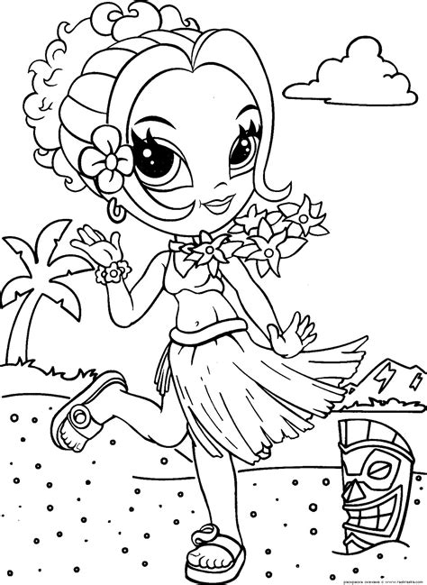 LISA FRANK COLORING Pages Free Download Printable