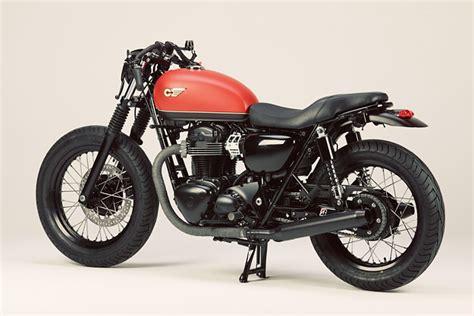 LSL Clubman Kawasaki W800 Bike EXIF