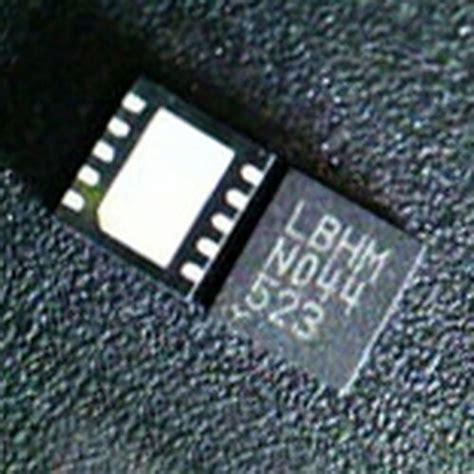 LT3471 Dual 1 3A 1 2MHz Boost Inverter in 3mm 3mm DFN
