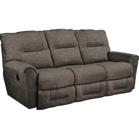 La Z Boy Easton Leather Reclining Sofa Reviews Wayfair
