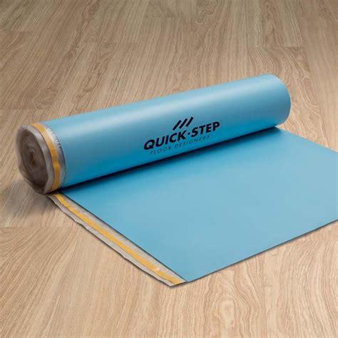 Laminate Flooring Underlayment Quick Step