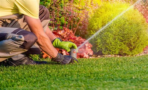 Landscaping Sprinklers Residential Commercial Salt Lake