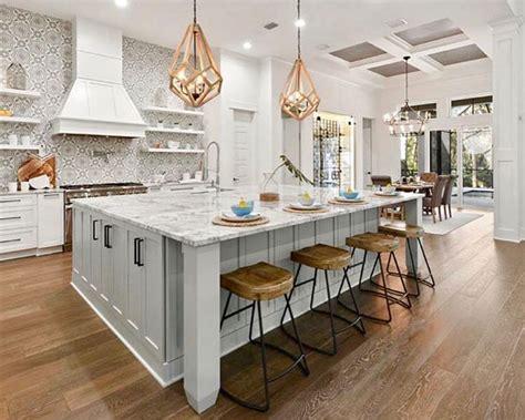 Large Kitchen Island Houzz