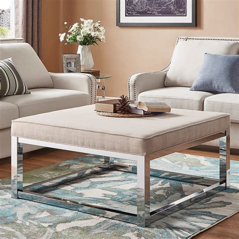 Large Square Coffee Table eBay