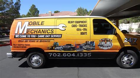 Las Vegas Auto Detailing Car Truck Van RV Boat Service