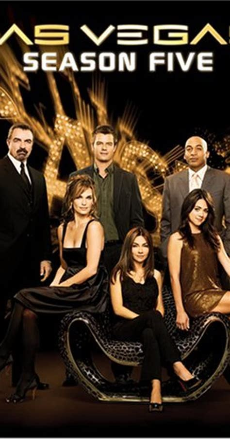 Las Vegas TV Series 2003 2008 IMDb
