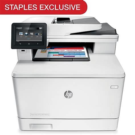 Laser Printers HP More Staples