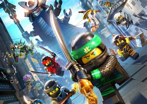 Latest LEGO Ninjago Movie Game Trailer Spotlights