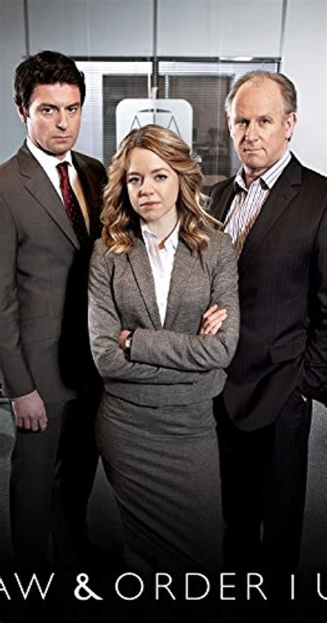 Law Order UK TV Series 2009 Full Cast Crew IMDb