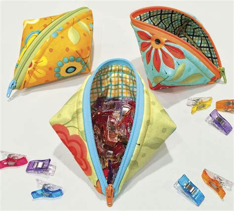 Lazy Girl Designs New Patterns Products Zipper Obsession