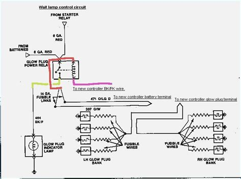 lb7 glow plug controller wiring diagram images glow plug glow plug controller wiring diagram lb7 wiring harness wiring diagrams and engine schematic