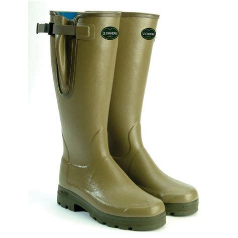Le Chameau Wellies Wellington Boots Ladies Mens