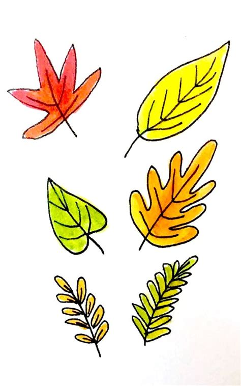 Leaf Drawings How to Draw Leaf in Draw Something The