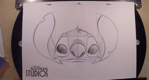 Learn to Draw Stitch at Disney s Hollywood Studios Disney