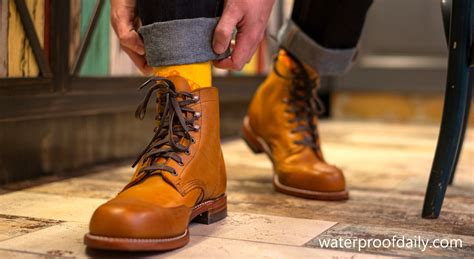 Leather Boots Guides Reviews Information