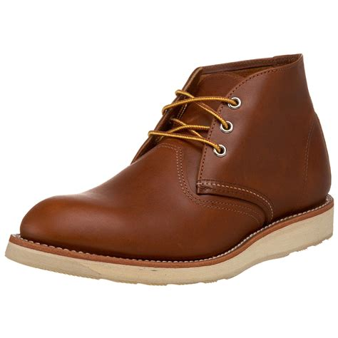 Leather Boots for Men Made in America Red Wing Heritage
