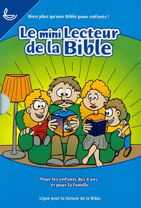 Lectures Bibliques pour les enfants