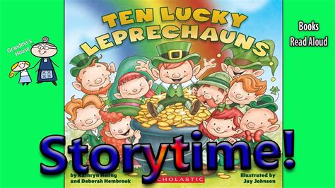 Legend of the Leprechaun Read Aloud Read Along