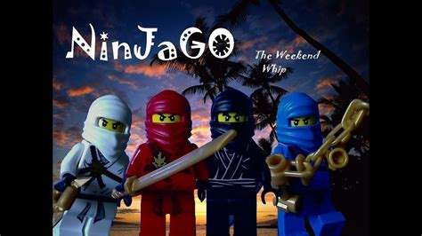 Lego NinjaGo Official Music Video YouTube