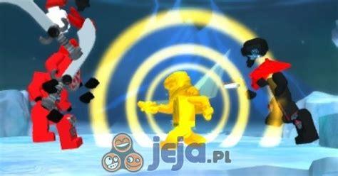 Lego Ninjago Ostateczna walka gry Jeja pl