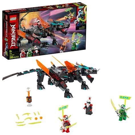 Lego Ninjago Toys Building Sets Walmart