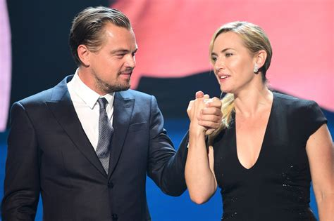 Leonardo DiCaprio and Kate Winslet s Real Life Friendship
