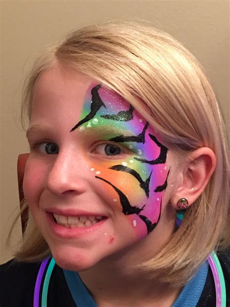 Let s Make a Face Face Painting Glitter Tattoos and