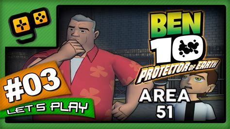 Let s Play Ben 10 Protector of Earth Parte 1 Grand