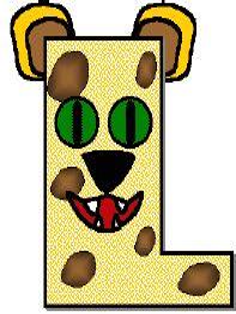 Letter L Animal Coloring Pages DLTK s Crafts for Kids