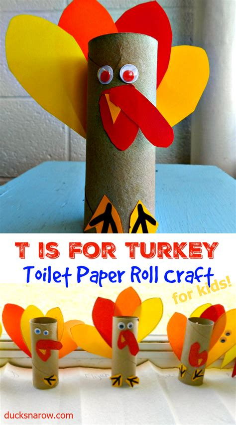 Letters Turkey Paper Crafts