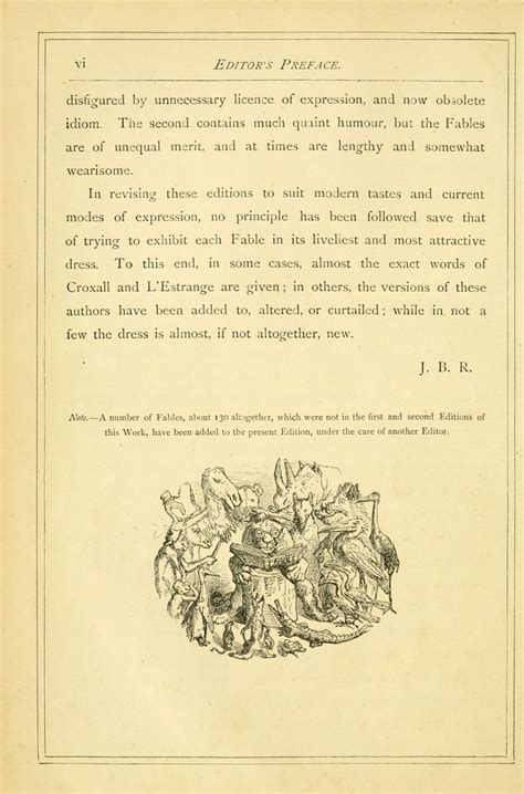 Library of Congress Aesop Fables Read gov