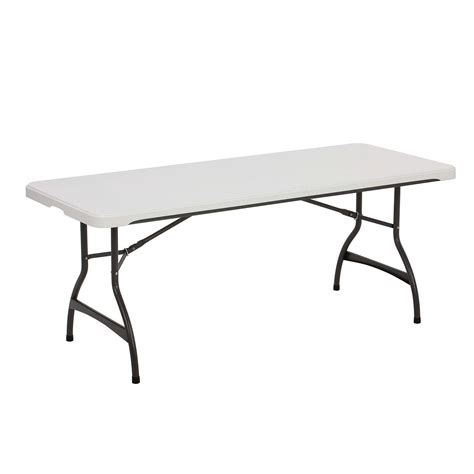 Lifetime 6 Commercial Grade Stacking Folding Table