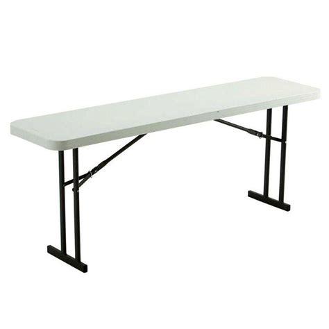 Lifetime 6 ft x 18 in Seminar Table costco