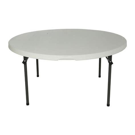 Lifetime 60 Round Folding Table Walmart