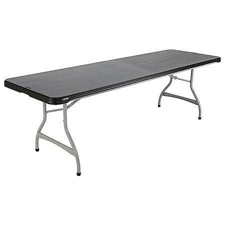 Lifetime 8 Commercial Grade Folding Table Select Color
