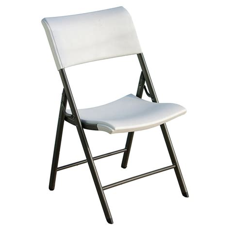 Lifetime Folding Chair 4 pack costco