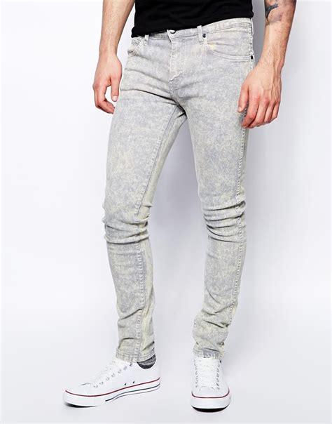 Light Gray Jeans Mens