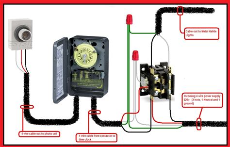 electrically held lighting contactor wiring diagram images lighting contactor photocell wiring diagram