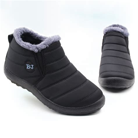 Lightweight Snow Boots in SHOP COM Shoes