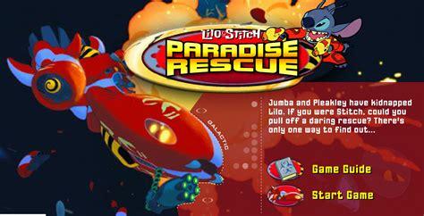 Lilo And Stitch Paradise Rescue ArcadePreHacks