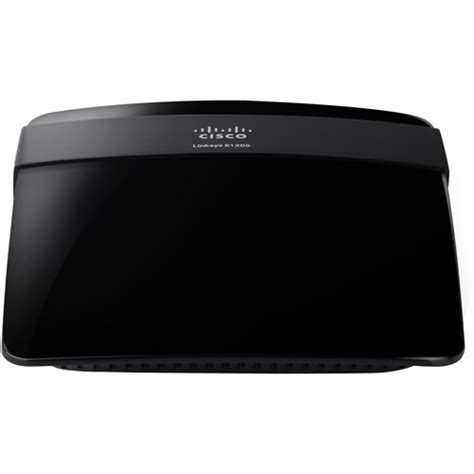 Linksys E1200 Wireless Router Walmart