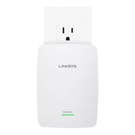 Linksys RE4000W N600 Dual Band Wireless Range Extender